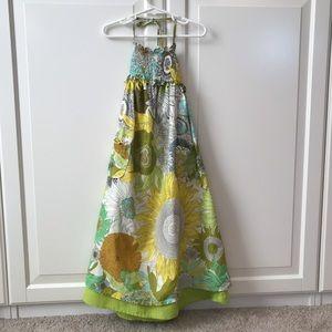 sunflower sun dress